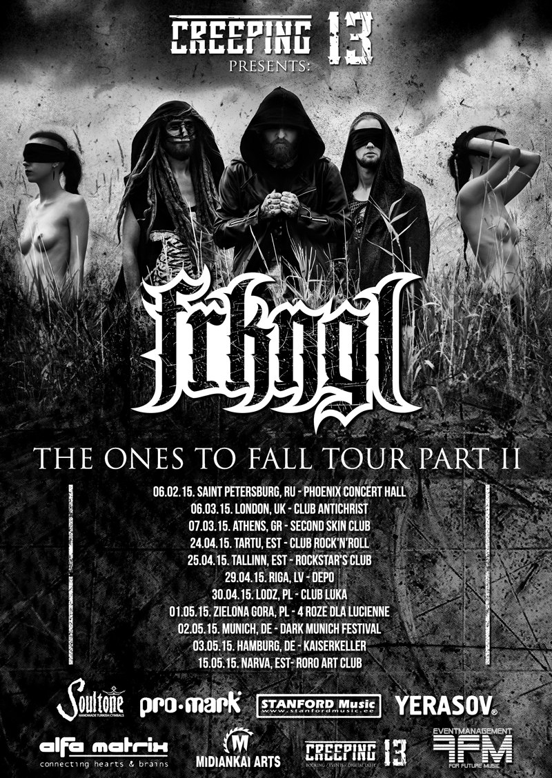 The Ones To Fall Tour Part II